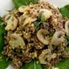 Mantarlı Buğday Pilav