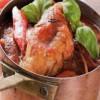 Sebzeli ve Salçalı Tavuk Yahni