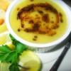 Naneli Kırmızı Mercimek Çorbası
