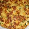 Ispanaklı Peynirli Omlet