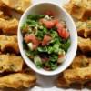 Çiğ Köfte Salatası