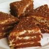 Hindistan Cevizli Bisküvi Pastası