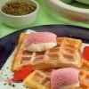 Dondurmalı Waffle