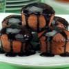 Çikolata Soslu Mini Topkek