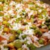 Bezelyeli Pirinç Pilavı