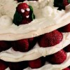 Beyaz Gelin Pastası