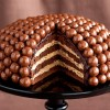 Draje Çikolatalı Yaş Pasta