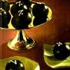 Böğürtlenli Çikolata Topları