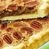 Labne Peynirli Cevizli Tart