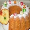 Lokumlu Kek