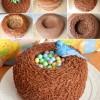 Kuş Yuvası Pastası