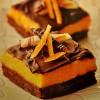 Portakallı kakaolu Dilimler