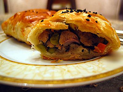 talaş kebabı