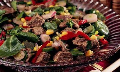 Sığır Salatası