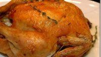 Sarımsaklı ve Tereyağlı Tavuk