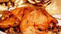 Biber Salçalı ve Sarımsaklı Tavuk