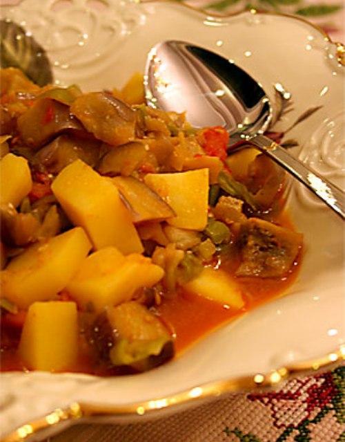 Jambonlu Patates Türlüsü Tarifi