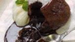 Çikolata Volkanı