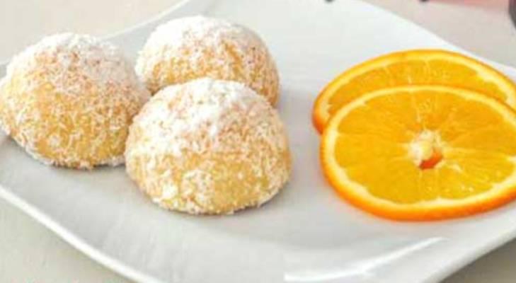 Portakal Kremalı Kurabiye Yapılışı