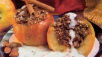 Kremalı Elma Dolması