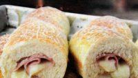 Kaşarlı Sütlü Ekmek