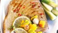 Limonlu Kılıç Balığı