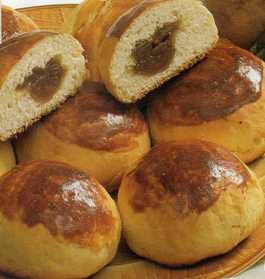 İncir Reçelli Çörek