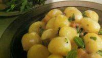 Kremalı Patates Kızartması