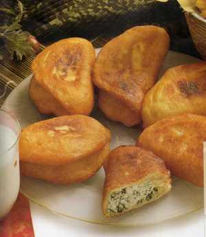 mayalı hamur böreği