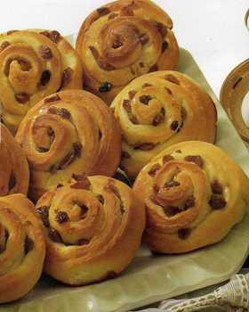 Üzümlü Çörek