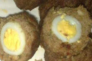 Yumurta Sarması