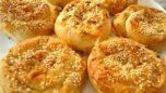 Patatesli Kaşarlı Gül Böreği