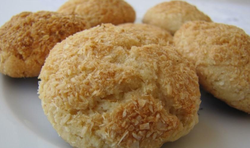Hindistan cevizli kurabiye tarifi oktay usta — Görsel ...