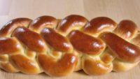 Örgülü Ekmek