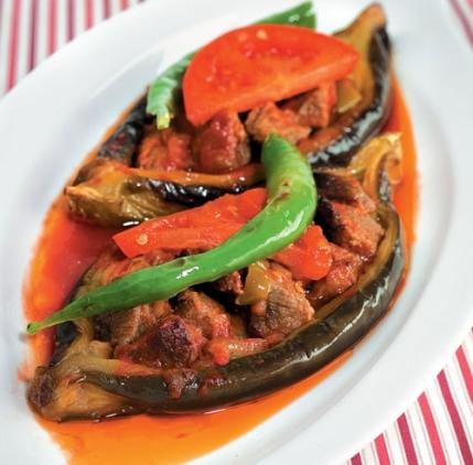 Horhor Kebabı Tarifi