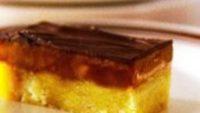 Çikolatalı kremalı kek