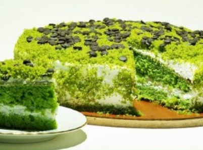 ıspanaklı yaş pasta-tarifi