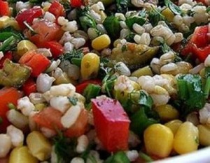 Karışık Buğday Salatası