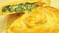 Yumurtalı Ispanaklı Börek