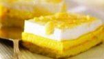 Limonlu Bezeli Kek