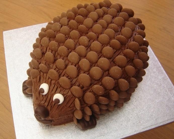 Kirpi Pasta Yapılışı