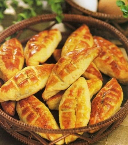 Patates Hamuru İle Çörek Tarifi