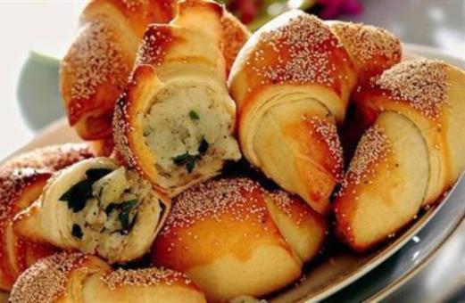 patatesli ay çöreği
