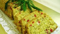 Hellimli Mısır Ekmeği