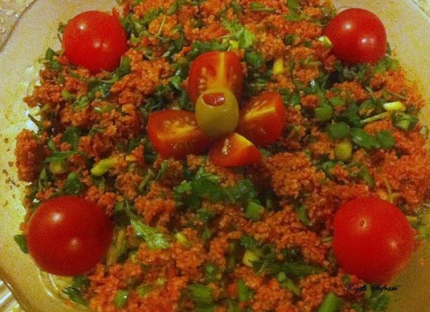 Kısır salatası oktay usta ile Etiketlenen Konular 61