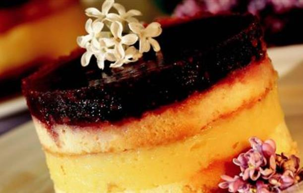 Çilekli Jelatinli Pasta
