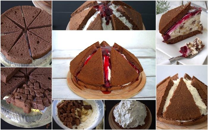 yanardağ pastası nasıl yapılır (1)