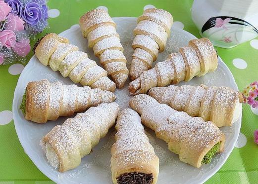dondurma külahı kurabiye tarifi