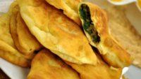 Kıymalı Ispanaklı Çiğ Börek