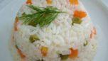 Mısırlı Havuçlu Pirinç Pilavı